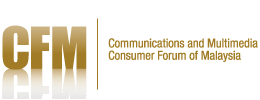 Communications and Multimedia: Consumer Forum of Malaysia logo