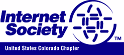 The Colorado Chapter of the Internet Society