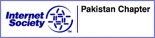Internet Society: Pakistan Chapter logo