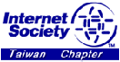 Internet Society: Taiwain Chapter logo