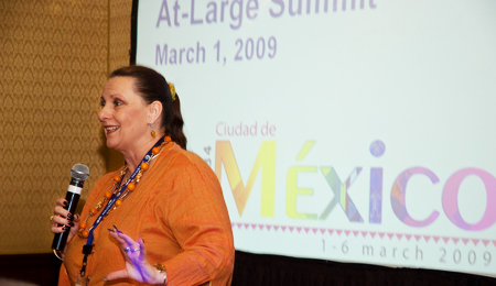 Cheryl Langdon-Orr, former Chair of the ALAC (October 2007 - December 2010)