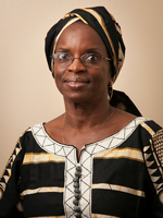 Fatimata Seye Sylla, Chair of AFRALO